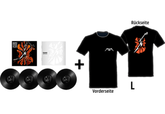 Metallica - S&M2 (4LP) + Shirt L (Nur Online)  - (Vinyl)