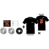 Metallica - S&M2 (DVD+CD) + Shirt M (Nur Online)  - (DVD + CD)