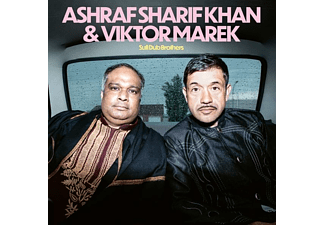 Ashraf Sharif & Vik Khan - SUFI DUB BROTHERS  - (Vinyl)