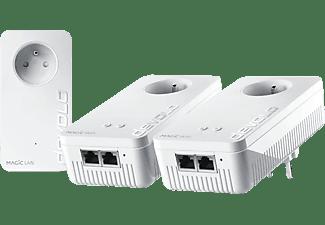 DEVOLO Powerline Magic 2 Next WiFi Multiroom Kit Wit