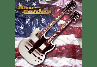 Don Felder - American Rock 'n' Roll  - (CD)