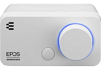 EPOS SENNHEISER GSX 300 - Audioverstärker - Snow Edition, externe Soundkarte