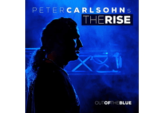 Peter Carlsohn`s The Rise - Out Of The Blue  - (CD)
