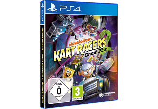 Nickelodeon Kart Racers 2: Grand Prix - [PlayStation 4]
