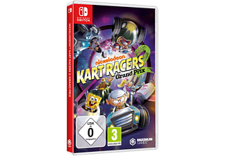 Nickelodeon Kart Racers 2: Grand Prix - [Nintendo Switch]