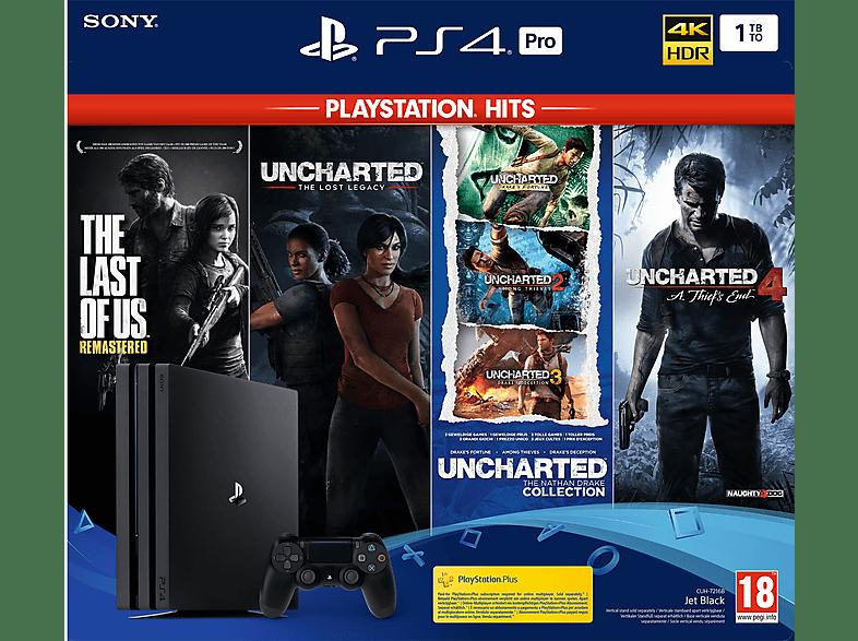 Sony Playstation 4 Pro 1tb Naughty Dog Bundle Online Kaufen Mediamarkt