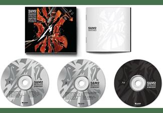 Metallica - S&M2  - (CD + Blu-ray Audio)