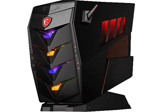 PC gaming - MSI AEGIS 3 9SA-241EU , Intel® Core™ i5-9400F, 8GB, 256GB SSD+ 1 TB HDD, GTX 1650 4GB, W10, Negro