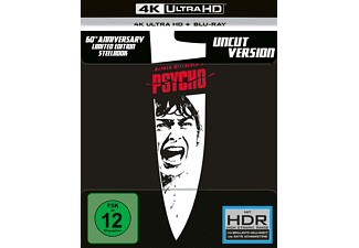 Psycho SteelBook® 4K Ultra HD Blu-ray + Blu-ray