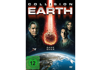 Collision Earth DVD