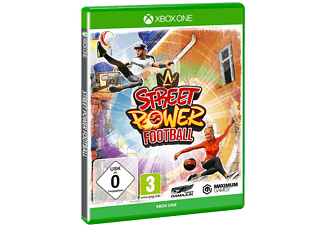 Street Power Football - [Xbox One]
