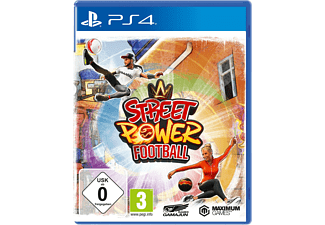 Street Power Football - [PlayStation 4]