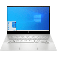 HP ENVY 15-ep0375ng, Notebook mit 15,6 Zoll Display Touchscreen, Intel® Core™ i7 Prozessor, 16 GB RAM, 1 TB SSD, GeForce RTX 2060 Max-Q, Silber
