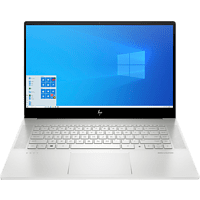 HP ENVY 15-ep0385ng, Notebook mit 15,6 Zoll Display Touchscreen, Intel® Core™ i9 Prozessor, 32 GB RAM, 1 TB SSD, GeForce RTX 2060 Max-Q, Silber