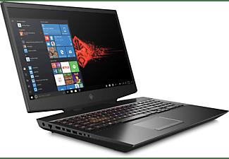 HP OMEN 17-cb1672ng, Gaming Notebook mit 17,3 Zoll Display, Core™ i7 Prozessor, 16 GB RAM, 512 GB SSD, 1 TB SSD, GeForce RTX™ 2060, Schwarz