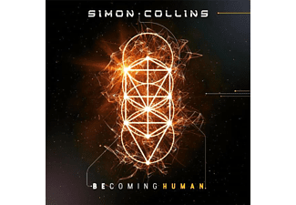 Simon Collins - Becoming Human  - (CD)