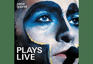 Peter Gabriel - PLAYS LIVE  - (Vinyl)