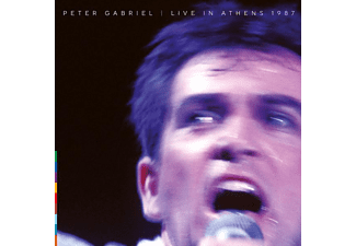 Peter Gabriel - LIVE IN ATHENS 1987 (LTD.)  - (Vinyl)