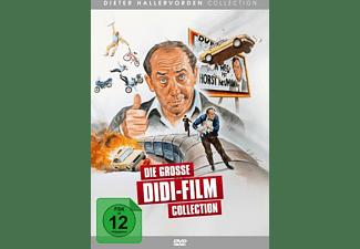 Die grosse Didi-Film Collection (7 Discs) DVD