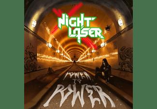 Night Laser - Power To Power  - (CD)