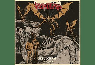 Toxik Death - (RED) SEPULCHRAL DEMONS  - (Vinyl)