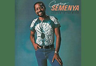 Caiphus Semenya - Listen To The Wind (2020 Reissue)  - (Vinyl)