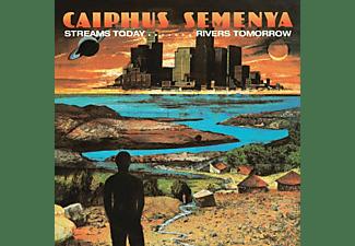 Caiphus Semenya - Streams Today...Rivers Tomorrow (2020 Reissue)  - (Vinyl)