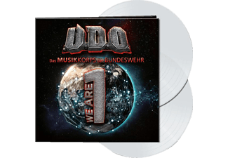 Udo - We Are One (Limited Gtf. Clear 2 Vinyl)  - (Vinyl)