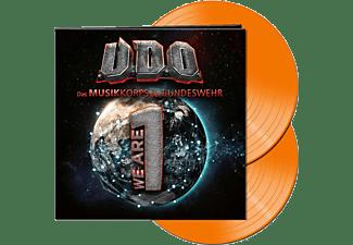 Udo - We Are One (Gtf. Orange 2 Vinyl)  - (Vinyl)