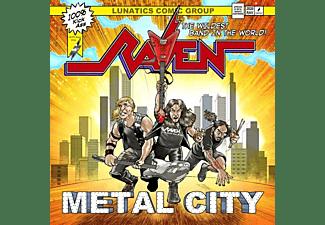 Raven - Metal City  - (CD)