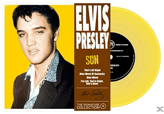 Elvis Presley - 7-SIGNATURE COLLECTION 8  - (Vinyl)