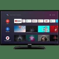 TELEFUNKEN D 32 H 551 R2CW LED TV (Flat, 32 Zoll / 80 cm, HD-ready, SMART TV, AndroidTV)
