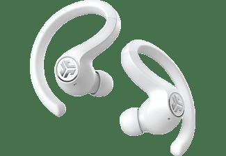 JLAB JBuds Air Sport, In-ear Kopfhörer Bluetooth Weiß