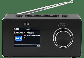 OK. Radiowecker OCR 430-B DAB+