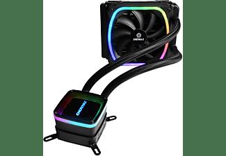 ENERMAX Aquafusion 120 RGB CPU Wasserkühler, Schwarz
