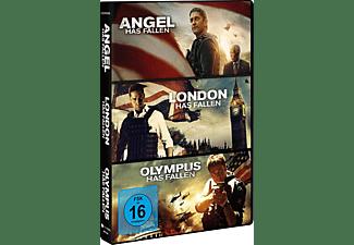 Olympus/London/Angel has fallen - Triple Film Collection DVD