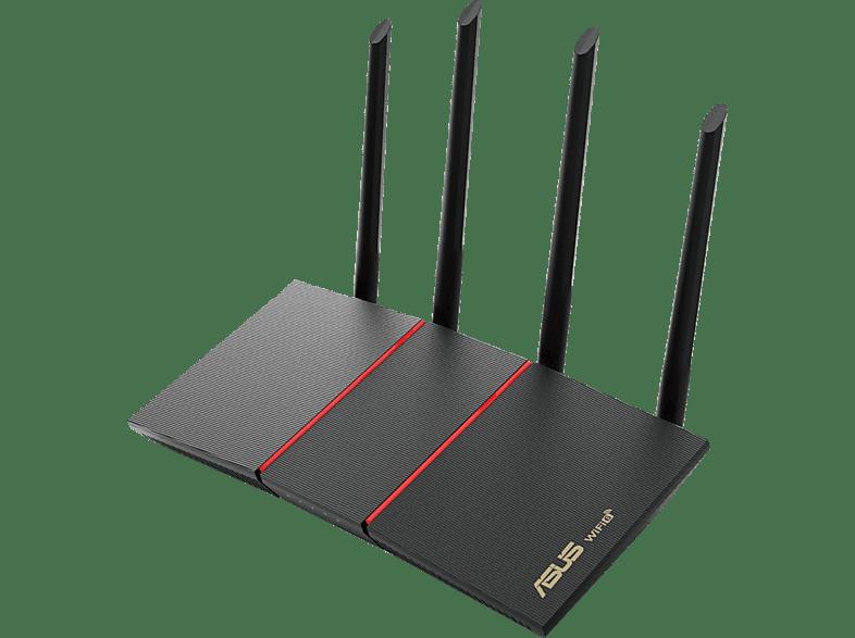 ASUS RT-AX55 AX1800 AiMesh Wifi6 Router