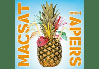 The Macsat/apers - VOM ELDORADO ZUM WESERSTRAND (SPLIT)  - (Vinyl)