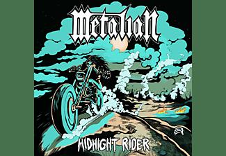 Metalian - MIDNIGHT RIDER  - (Vinyl)