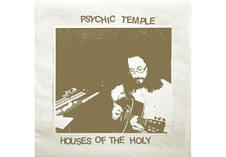 Psychic Temple - HOUSES OF THE HOLY  - (Vinyl)