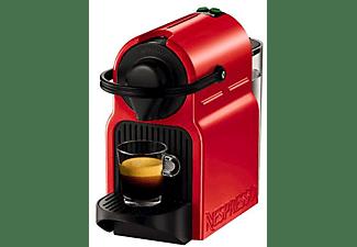 Cafetera de cápsulas Nespresso® Krups INISSIA XN1005P4, Presión de 19 bares, Potencia 1260W, Rojo