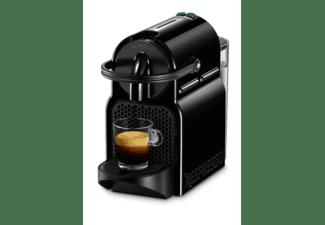 Cafetera de cápsulas Nespresso® De Longhi INISSIA EN80B, Presión de 19 bares, Potencia 1260W, Negro