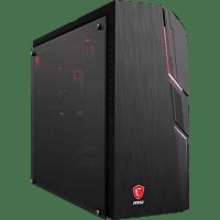 MSI MAG Codex 5 10SI, Gaming PC mit Core™ i5 Prozessor, 8 GB RAM, 512 GB SSD, GTX 1660 SUPER VENTUS XS, 6 GB