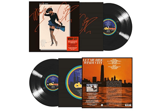 Windy City - LET ME RIDE  - (Vinyl)