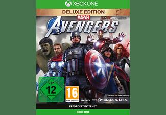Marvel's Avengers Deluxe Edition (kostenloses Upgrade auf Xbox Series X) - [Xbox One]