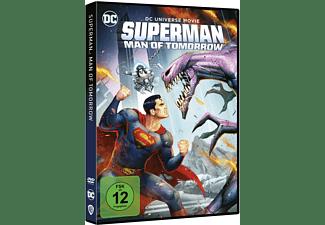 Superman: Man of Tomorrow DVD