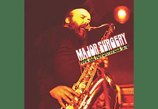Major Surgery - RARE LIVE PERFORMANCES 1978  - (CD)