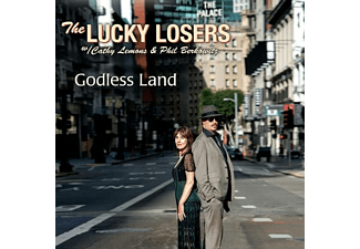 The Lucky Losers - Godless Land  - (CD)
