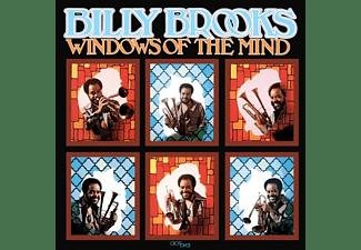 Billy Brooks - WINDOWS OF THE MIND  - (CD)