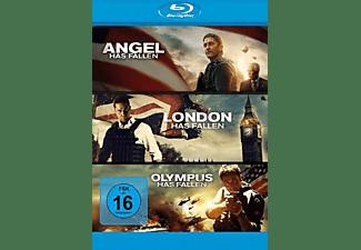 Olympus/London/Angel has fallen - Triple Film Collection Blu-ray